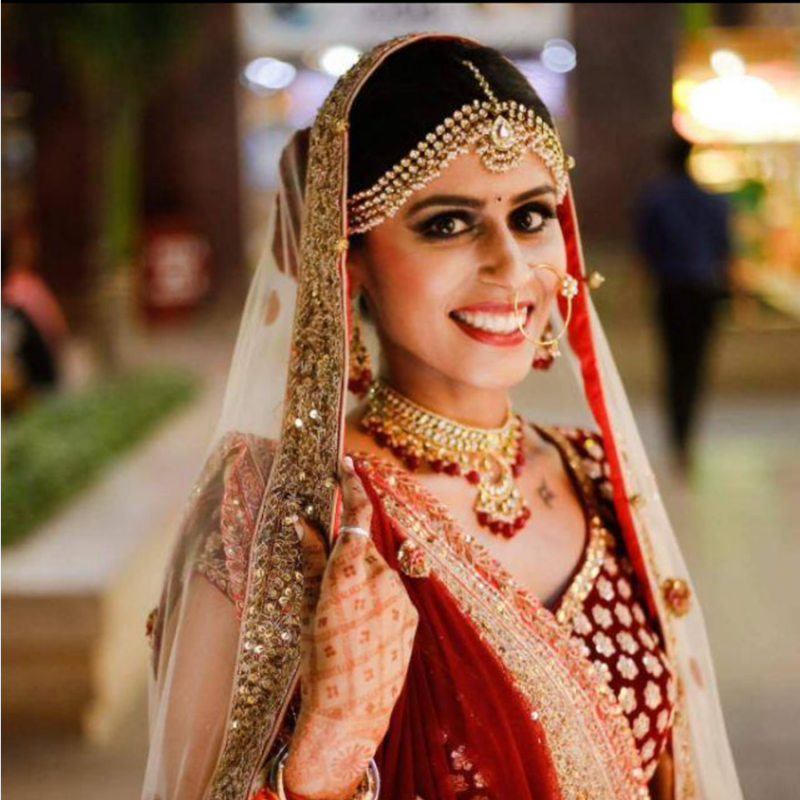 Artificial Jewellery For Bride